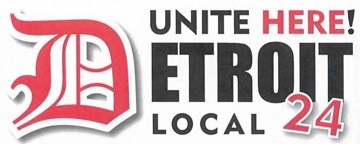 Unite Here Detroit Local 24